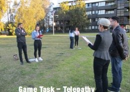 Games in team building