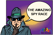 Spy Race